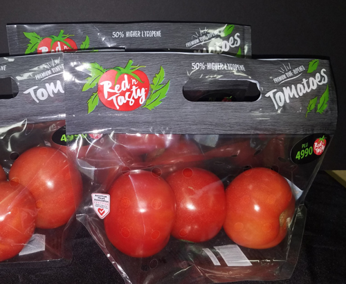 Red n' Tasty Tomatoes